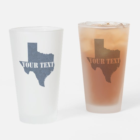 Personalize it Drinking Glass