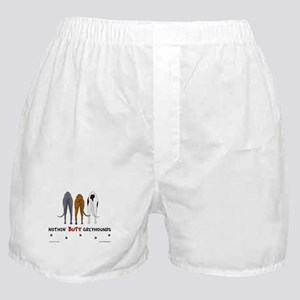 Nothin' Butt Greyhounds Boxer Shorts