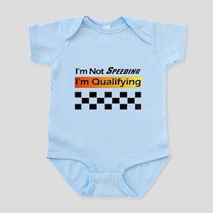 Not Speeding - Qualifying Body Suit