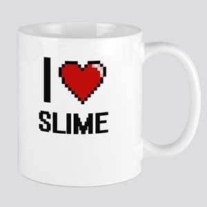 I love Slime Digital Design Mugs