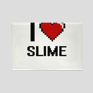 I love Slime Digital Design Magnets