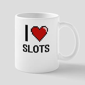 I love Slots Digital Design Mugs