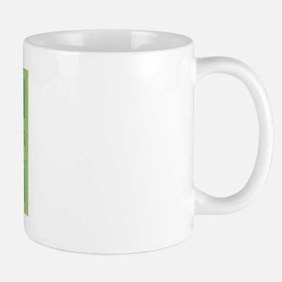 Badlands National Park (Retro) Mug