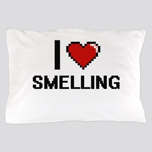 I love Smelling Digital Design Pillow Case