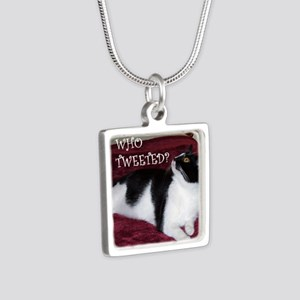 Orrie Who Tweeted Small Posters Necklaces