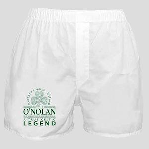 O'Nolan, A True Celtic Legend Boxer Shorts