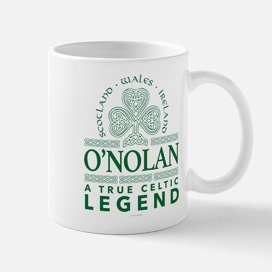 O'Nolan, A True Celtic Legend Mugs