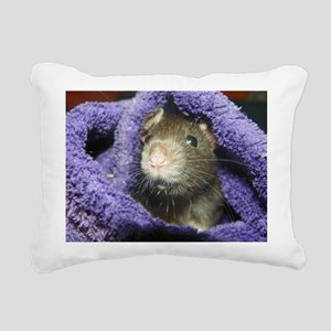 Cuddle Rectangular Canvas Pillow