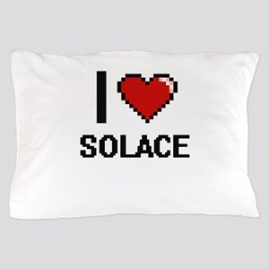 I love Solace Digital Design Pillow Case
