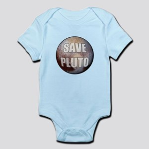 Save Pluto Body Suit