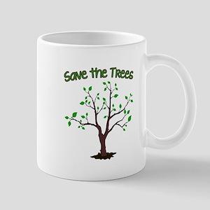 Save the Trees Mugs