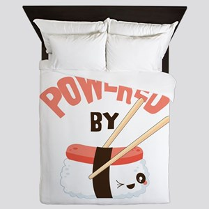 Powered by Nigri Sushi Queen Duvet