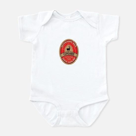 Congaree National Park (bottl Infant Bodysuit