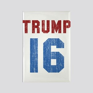Donald Trump 2016 Rectangle Magnet