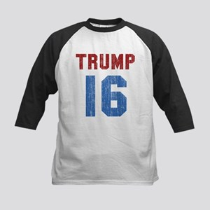 Donald Trump 2016 Kids Baseball Jersey
