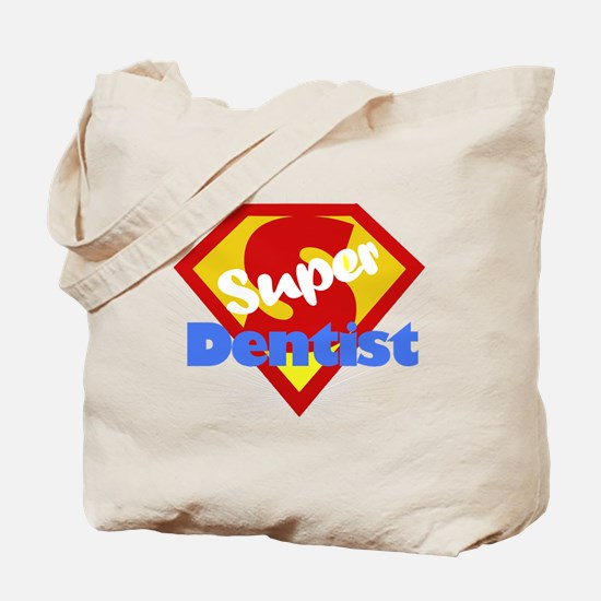 Super Dentist DDS Tote Bag