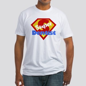 Super Dentist DDS Fitted T-Shirt
