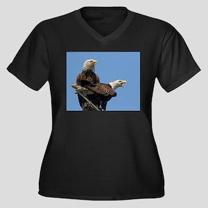 Eagle Parents Plus Size T-Shirt