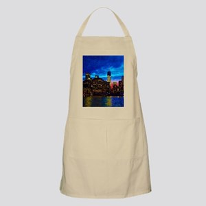 REFLECTIONS OF THE CITY Apron