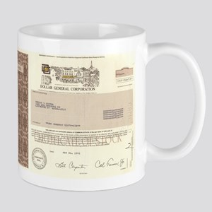 Dollar General Mug