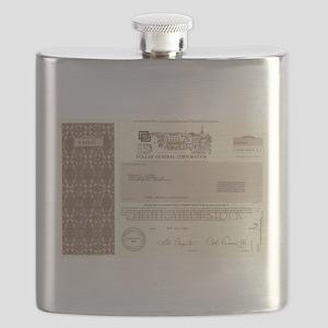 Dollar General Flask