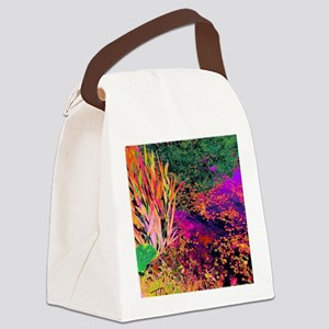 Nature gone wild Canvas Lunch Bag