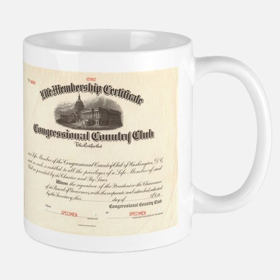 Congressional Country Club Mug