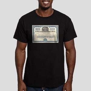 Frisco Railway Men's Fitted T-Shirt (dark)