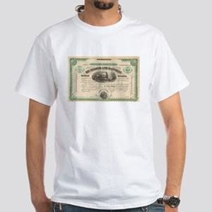 Richmond and Danville RR (VA) White T-Shirt