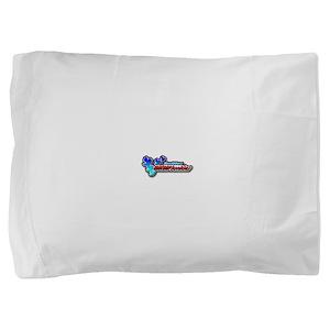 MotoGPJunkies Logo Pillow Sham