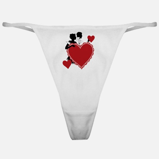 Love and Romance Classic Thong