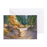 Path to Silver Lake Note Cards (Pk of 10)