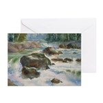 Sierra Runoff Note Cards (Pk of 10)