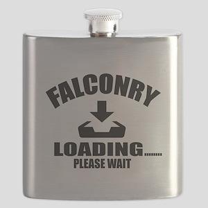 Falconry Loading Please Wait Flask