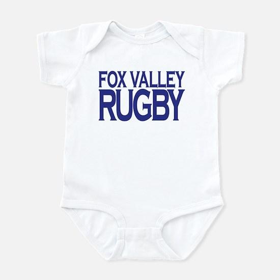 Fox Valley Maoris Infant Bodysuit