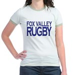 Fox Valley Rugby Jr. Ringer T-Shirt