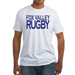 Fox Valley Rugby Fitted T-Shirt