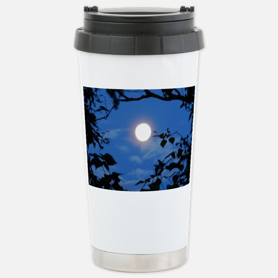 Once in a Blue Moon  - Stainless Steel Travel Mug