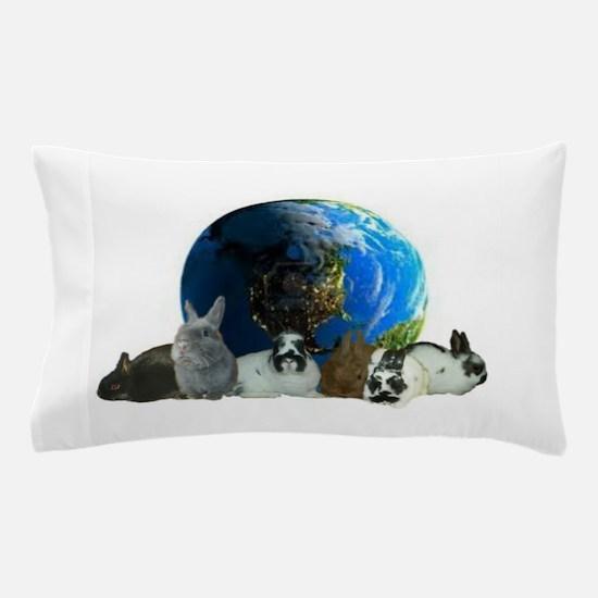 Polish World Pillow Case