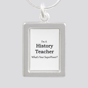 History Teacher Necklaces