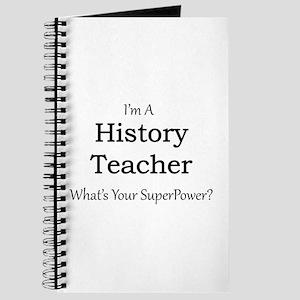 History Teacher Journal