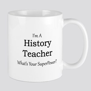History Teacher Mugs