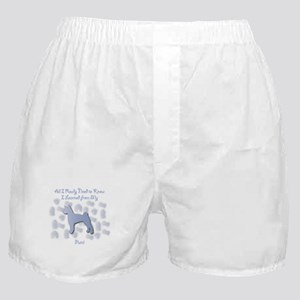 Learned Pumi Boxer Shorts