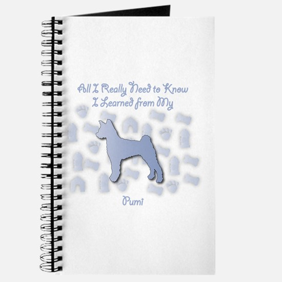 Learned Pumi Journal