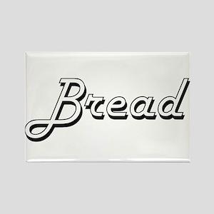 Bread Classic Retro Design Magnets