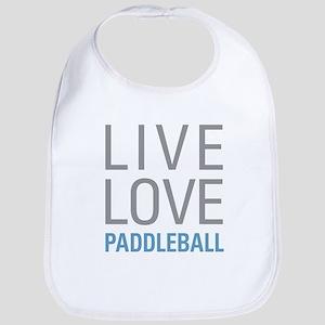 Live Love Paddleball Bib