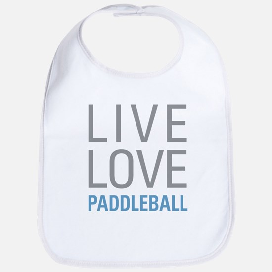 Live Love Paddleball Bib