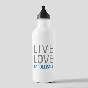 Live Love Paddleball Stainless Water Bottle 1.0L