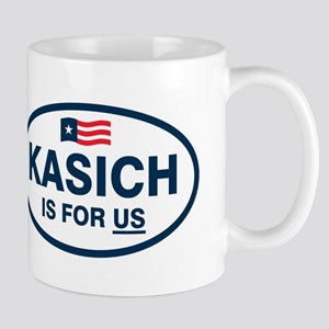 Kasich Is For US Mugs