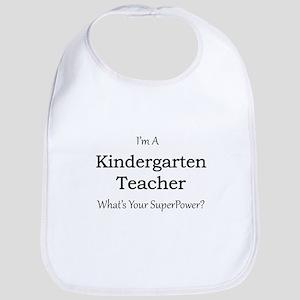 Kindergarten Teacher Bib